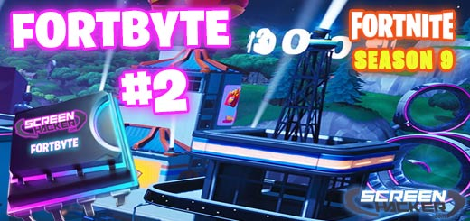 Fortnite Season 9 – Fortbyte 2 Location