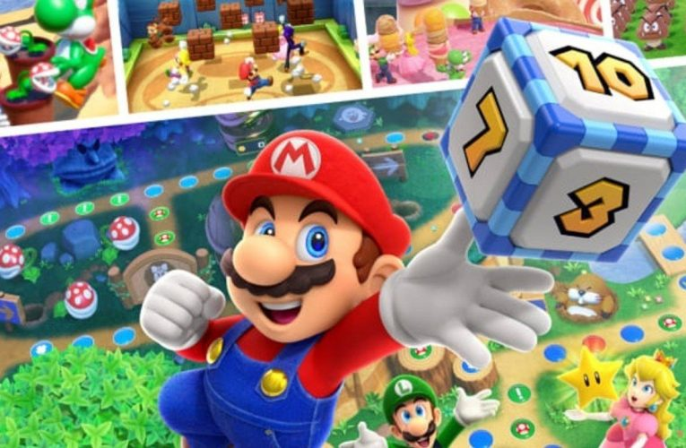 Nintendo Reveals Three More Classic Boards For Mario Party Superstars