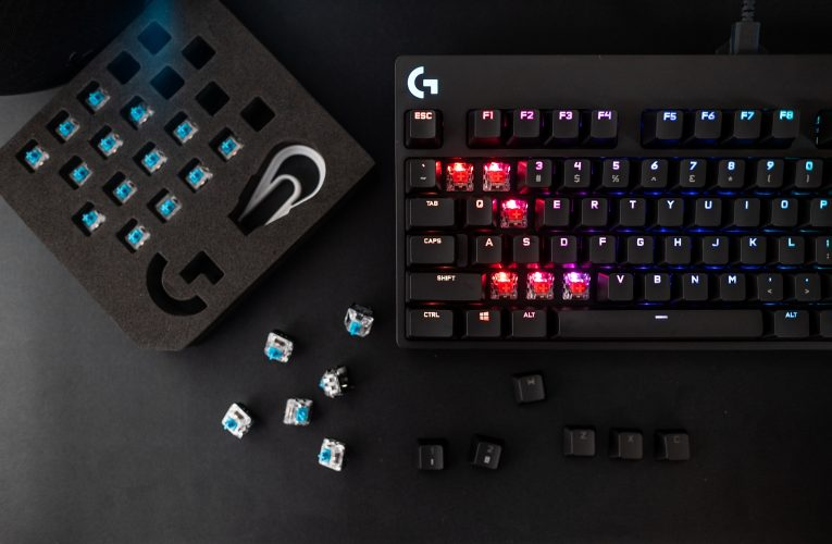 Logitech G Expands Gamers Choices with New PRO X Mechanical Gaming Keyboard
