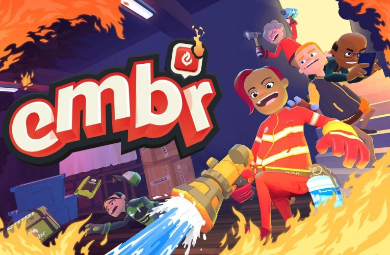 Frantic Multiplayer Firefighting Game Embr is Available Now