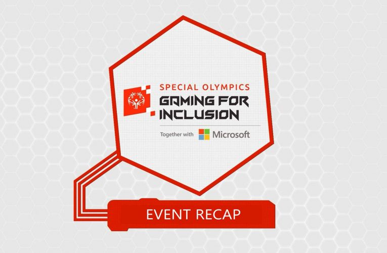 Gaming for Inclusion Event Brings Special Olympics Athletes Together for Esports Fun and Competition