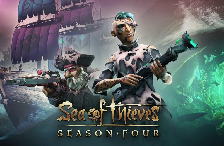 Dive into the Depths in Sea of Thieves Season Four