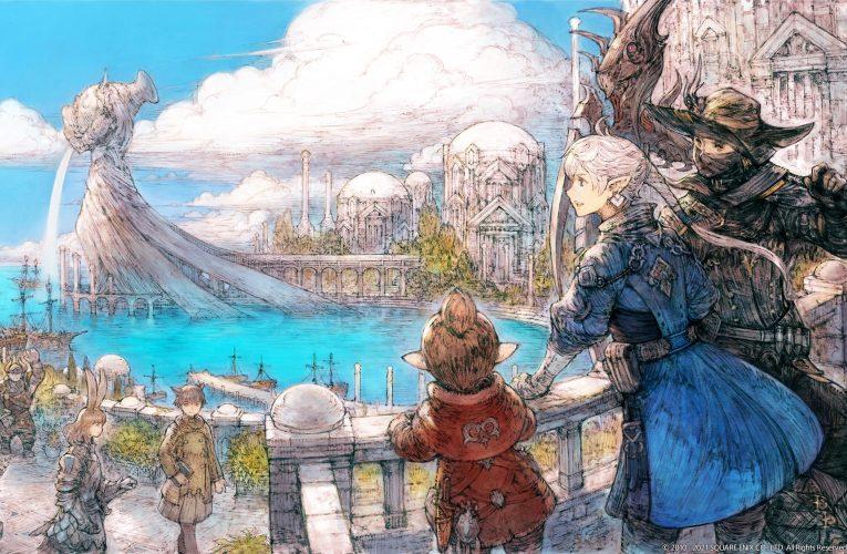 Reflecting on FFXIV's big comeback, from launch to November's Endwalker expansion – PlayStation.Blog