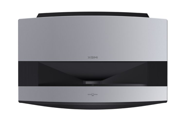 XGIMI Launches New Aura Ultra Short Throw 4K Laser Projector