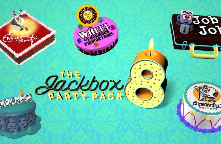 The inspiration behind new games in The Jackbox Party Pack 8 – PlayStation.Blog
